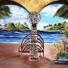 A tropical Lana'i  by WhiteDove Studio kj gordon
