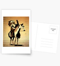 Negotiation Postcards
