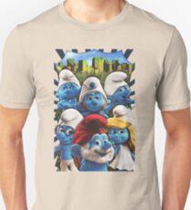 smurf movie Unisex T-Shirt