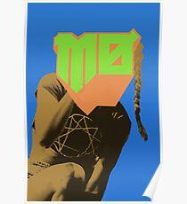 MØ Poster
