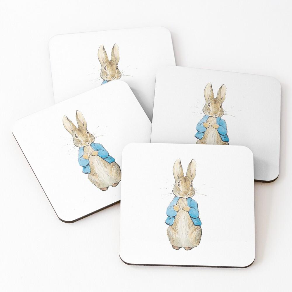 Peter Rabbit Coasters (Set of 4)