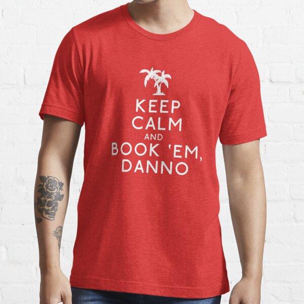 Bleib ruhig und buche sie Essential T-Shirt