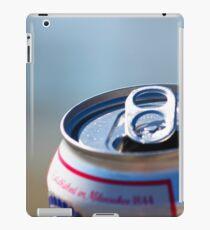 Pabst Blue Lady iPad Case/Skin
