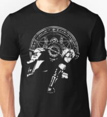 ed and al elric brothers Unisex T-Shirt