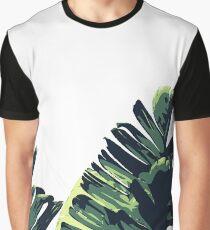 Banana Leaf Graphic T-Shirt