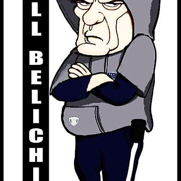 bill belichick by irititu
