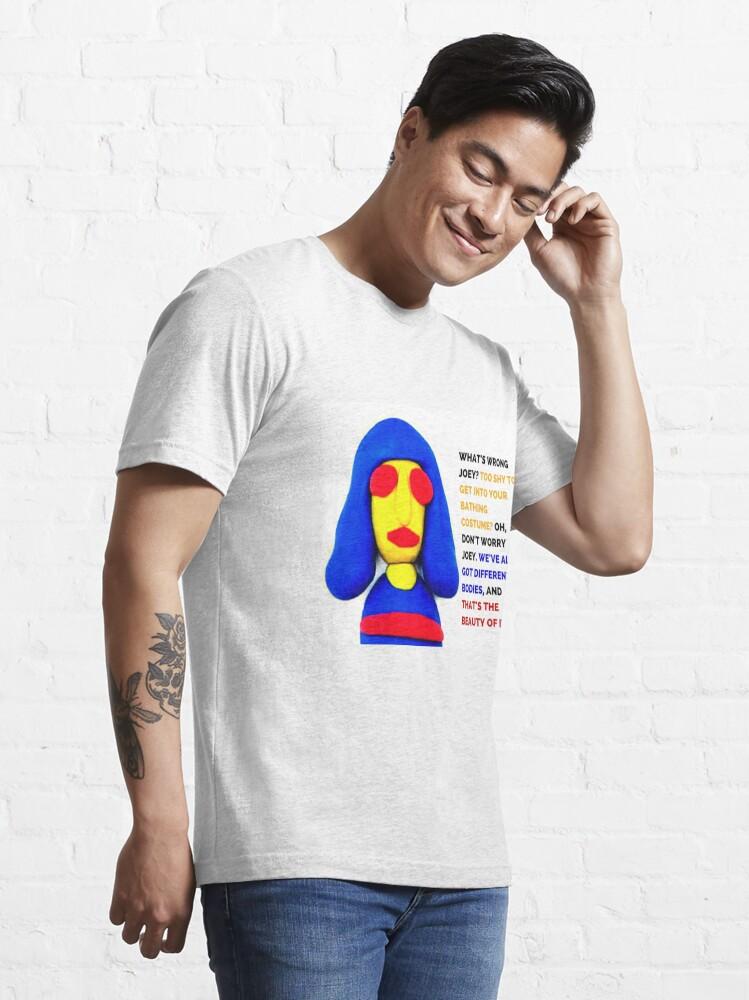 Alternate view of Joey Ramone, Noel Fielding's Luxury Comedy Essential T-Shirt