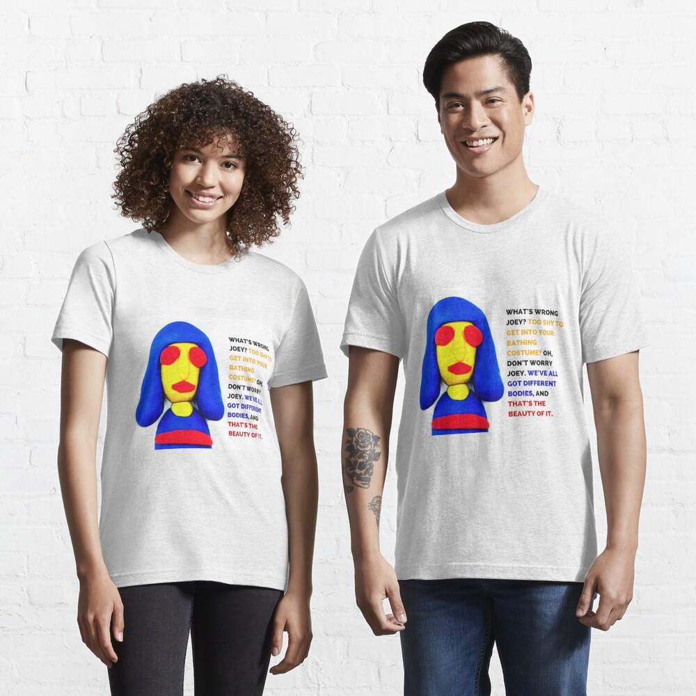 Joey Ramone, Noel Fielding's Luxury Comedy Essential T-Shirt