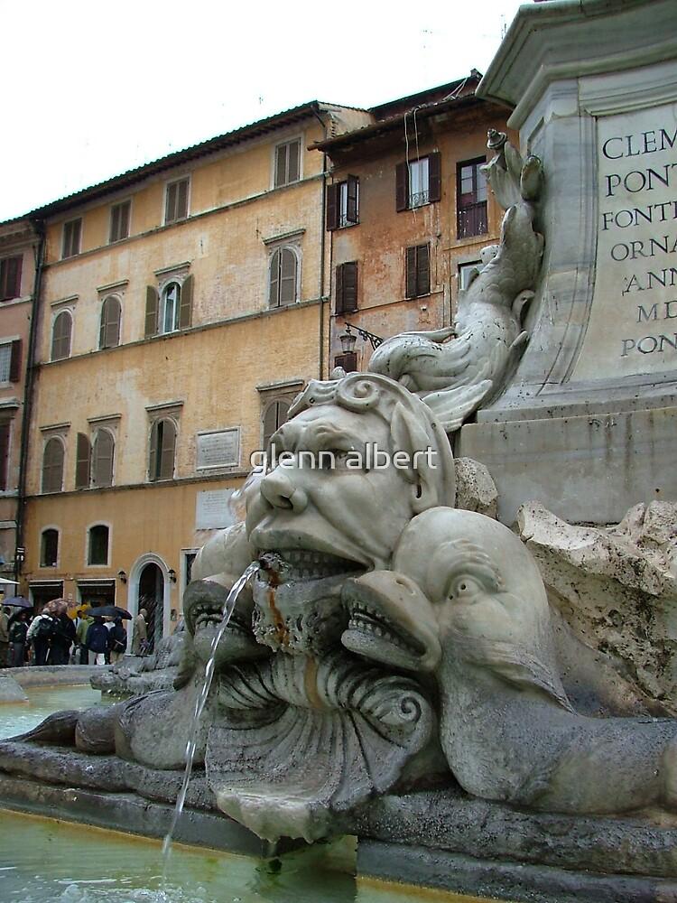 Piazza Della Rotonda by glenn albert