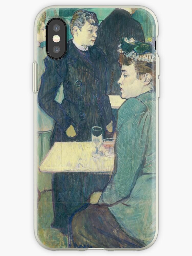 Henri De Toulouse Lautrec - A Corner Of The Moulin De La Galette 1892 by artcenter