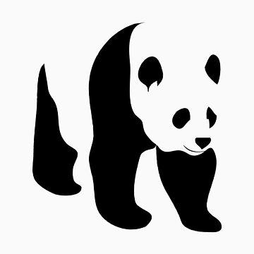 PANDA!! by Retroversity