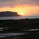 Sunrise at Woy Woy by veins