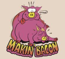 Makin' Bacon | Unisex T-Shirt