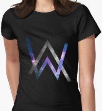 Alan Walker Womens Fitted T-Shirt