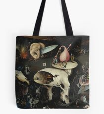 Heironymus Bosch - The Garden Of Earthly Delights Tote Bag