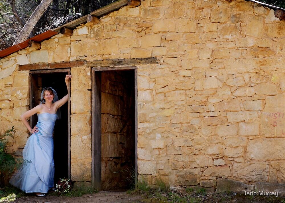 Wedding Heatherlee Cottages 2007 by Jane Murray
