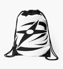 Ninja Steel Drawstring Bag