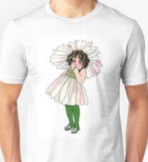 Cute Vintage Flower Child Daisy Unisex T-Shirt