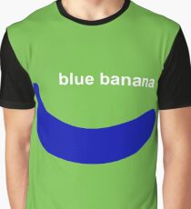 blue banana Graphic T-Shirt