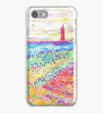 Lake Michigan Landscape  iPhone Case/Skin
