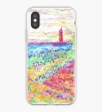 Lake Michigan Landscape  iPhone Case