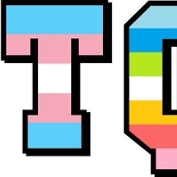 LGBTQIA+ Pride by fandomwithlove