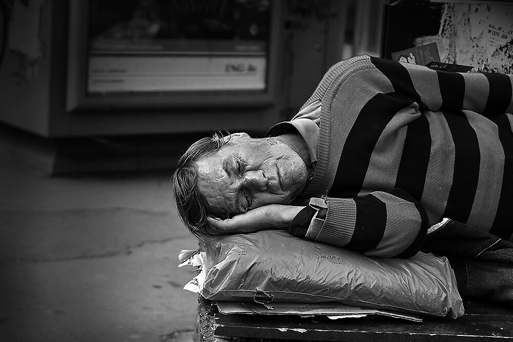 People of Street by Dan Cretu
