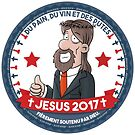 Jesus 2017 by JesusSixteOff