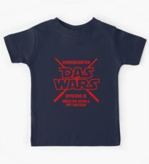 Das Wars Kindergarten Kids Tee