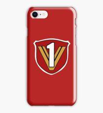Lightspeed Rescue - Rescue 1 iPhone Case/Skin