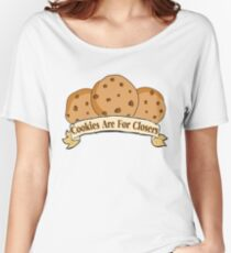 Cookies are for Closers! Women's Relaxed Fit T-Shirt
