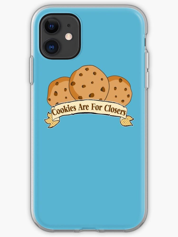 Funda Galletas Cookies - iPhone 4 / iPhone 4s