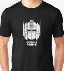 Optimus Prime - White color version T-Shirt
