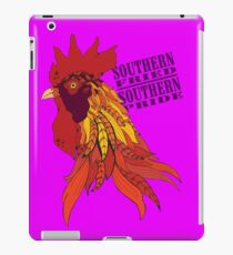 Southern Pride Southern Fried iPad Case/Skin