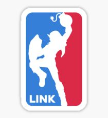 Link NBA Sticker