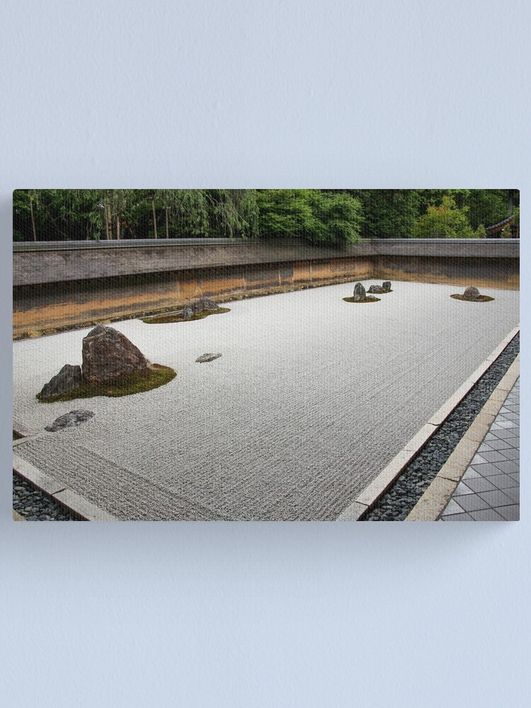 Vista alternativa de Lienzo Ryoanji