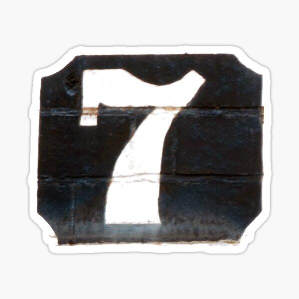 6DoJQ34 Sticker