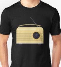 Vintage Retro AM FM Radio - Music Tech T-Shirt