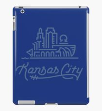 kansas city royals iPad Case/Skin