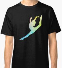 Gymnast Silhouette Classic T-Shirt