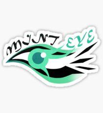 Mystic Messenger - Mint eye Sticker