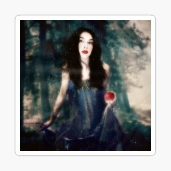 Faerytale Of Snow White Sticker