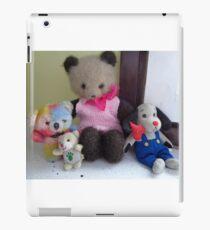 Cheerful family iPad Case/Skin