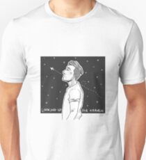 looking up for heaven Unisex T-Shirt