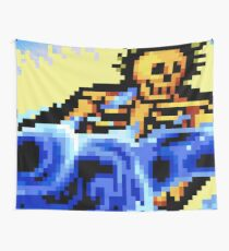 Ouch Wall Tapestry