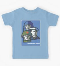 Soviet Army Kids Clothes