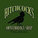 Ornithology Shop by ivanrodero