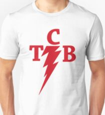 TCB - Taking Care of Business Unisex T-Shirt