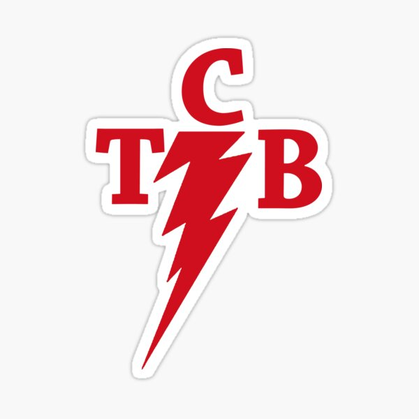 TCB - Taking Care of Business Sticker
