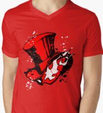 p5 Men's V-Neck T-Shirt